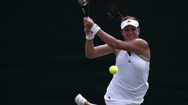Павлюченкова вылетела в четвертьфинале турнира в Монреале