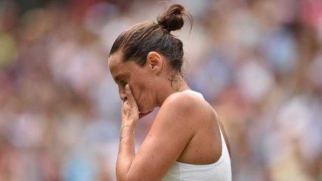 Vinci esce subito di scena in Qatar, fuori in due set con Lauren Davis