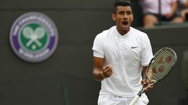 Wimbledon: Jo-Wilfried Tsonga tames Isner
