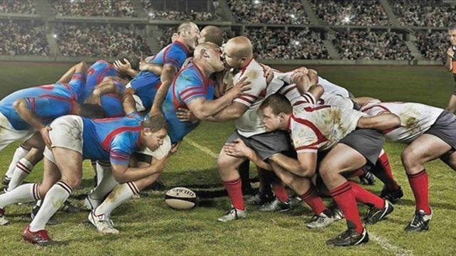 Blog De la Calle: Rugby 'sexualizado'