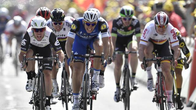 Cykelfest på Eurosports kanaler!