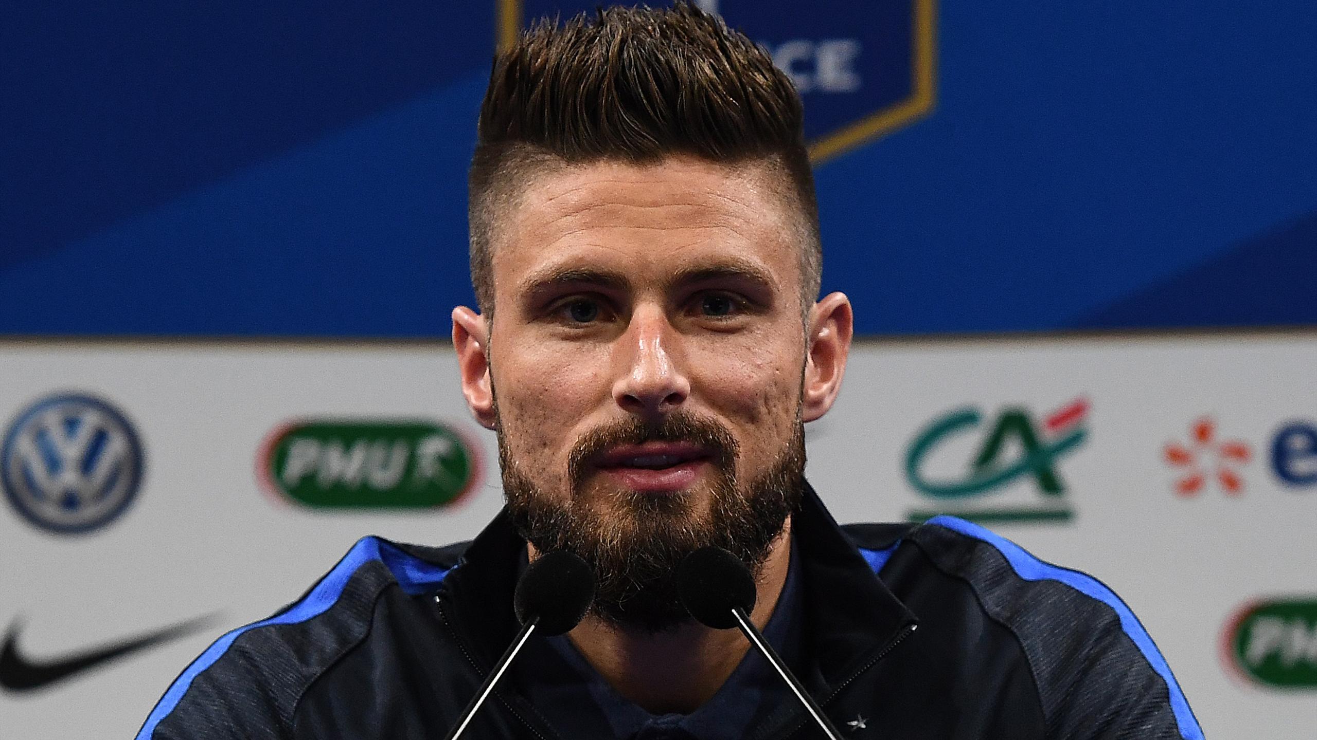 Olivier Giroud (France) - Euro 2016