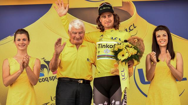 100 ans de maillot jaune : Sagan, une première qu'il n'a pas vu venir