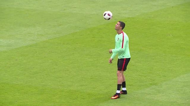 Portugal coach Fernando Santos hails 'fantastic' Wales