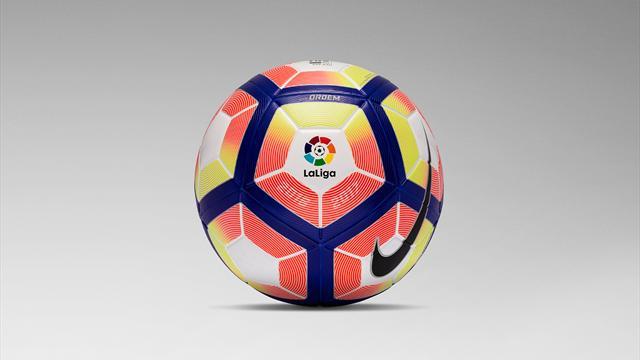 LaLiga 2016 - 2017: Calendario, horarios y resultados
