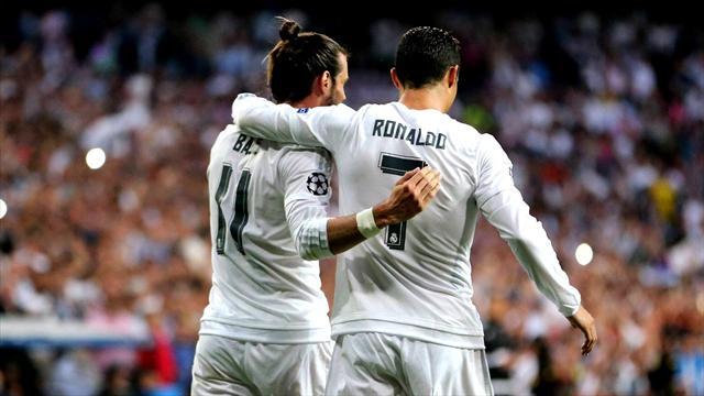 Malgré les absences de ses stars Bale et Ronaldo, le Real Madrid veut rester le roi d'Europe