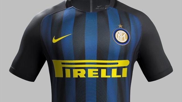 AS Roma e Nike presentano la divisa Home stagione 2016/2017