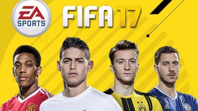 FIFA 17 уделала по оценкам критиков предыдущую версию игры