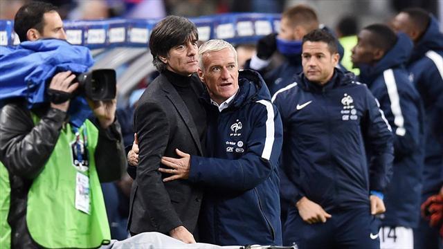 """Löw : """"Je me fiche du cas Benzema, Deschamps sait ce qu'il fait"""""""