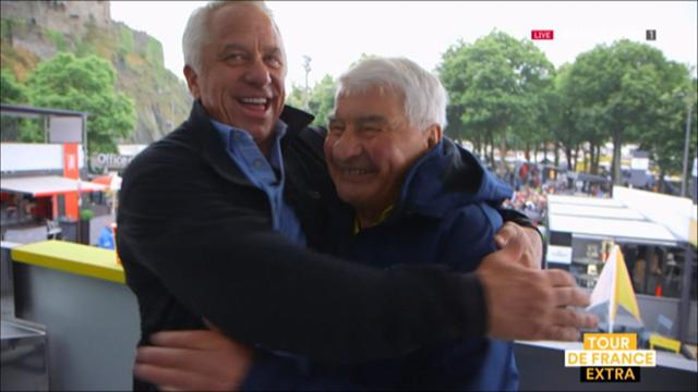 LeMond stories: Raymond Poulidor