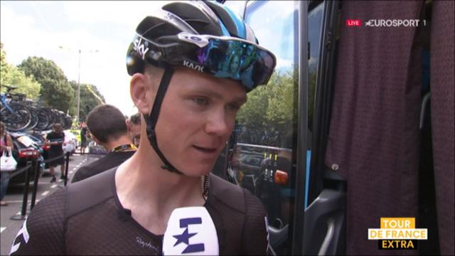 Froome: We have to stay out of trouble in the mountains