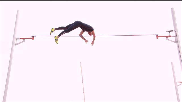 Un saut a suffi à Lavillenie