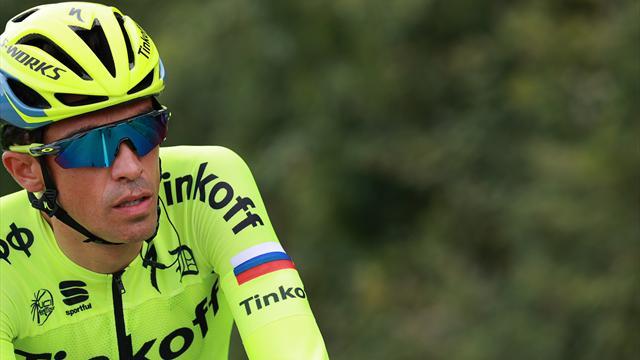 """Contador : """"Je me sens encore capable de gagner le Tour"""""""