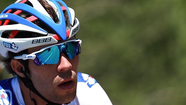Pinot a soufflé la victoire au sommet à Contador