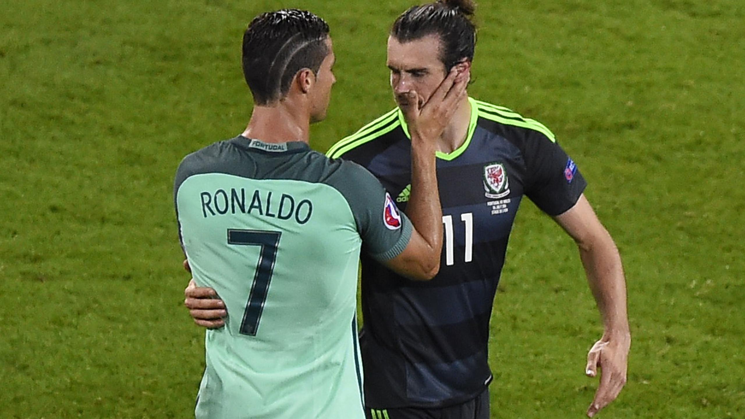Cristiano Ronaldo, Gareth Bale
