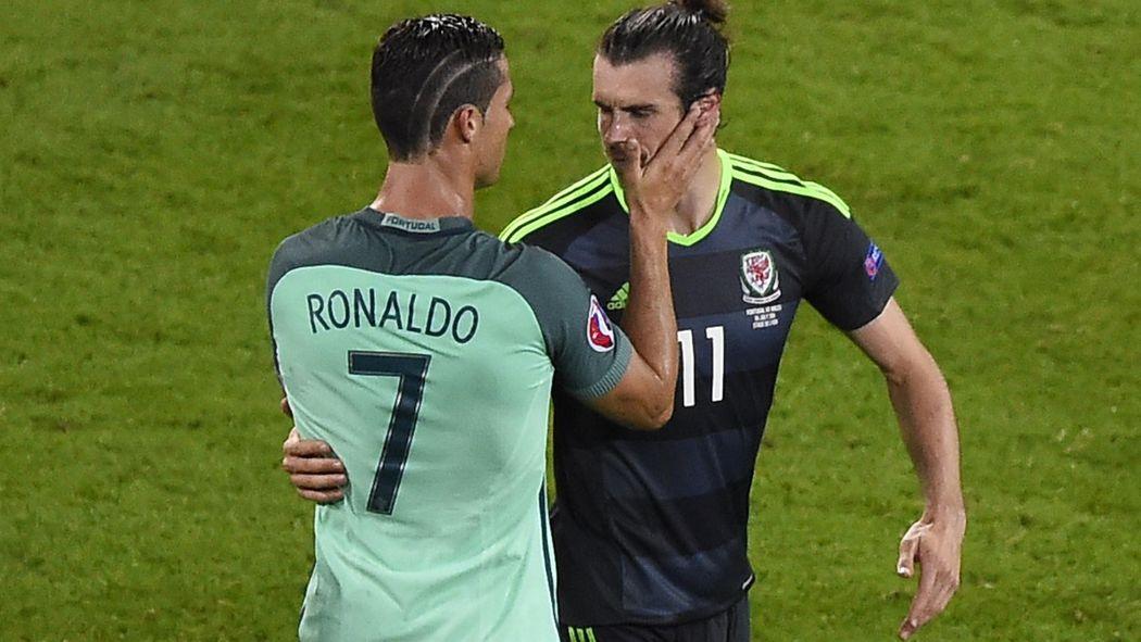 Em 2016 Portugal Wales 90 Minuten Mit Cristiano Ronaldo Und