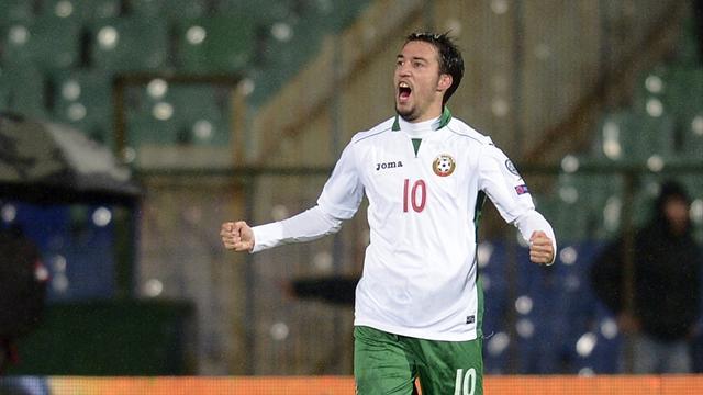 Болгария обыграла Белоруссию благодаря голу Попова, Глеб получил удаление