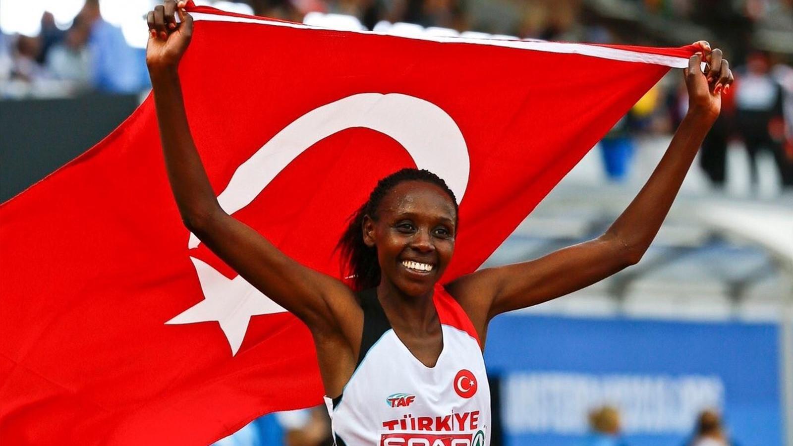 Avrupa Salon Atletizm Şampiyonası'nda Yasemin Can ve Batuhan Altıntaş ... - Eurosport.com.tr