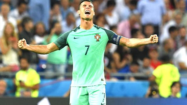 Ronaldo is playing like Andy Carroll: the only thing poorer than Portugal is the tournament itself
