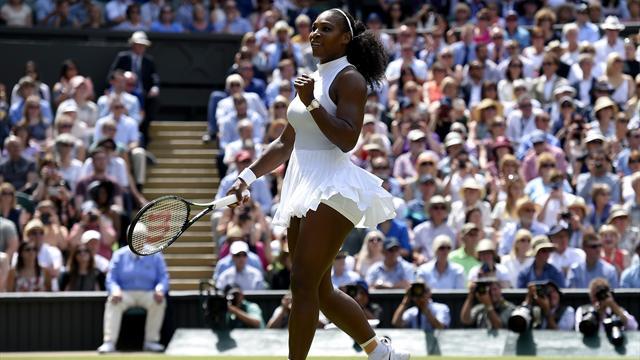 İlk finalist Serena