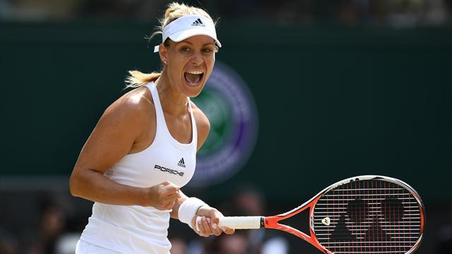 Wimbledon n'aura pas de finale 100% Williams, mais un remake de celle de Melbourne