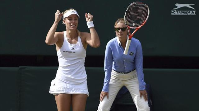 Serena y Venus Williams están en las semifinales