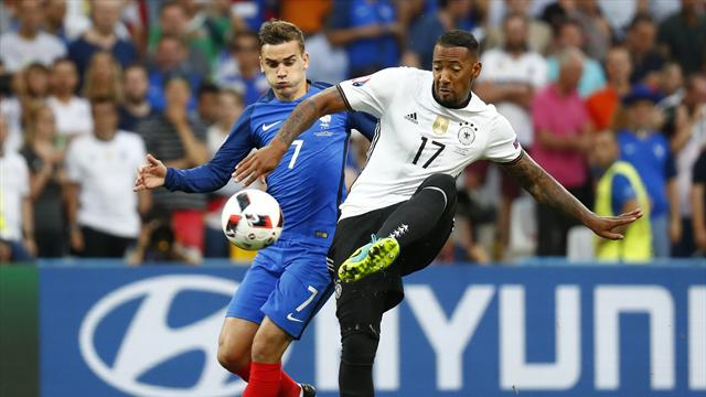 После матча с немцами в раздевалке сборной Франции нашли стимуляторы