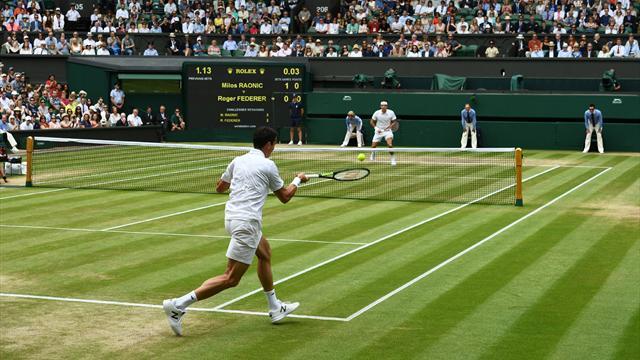 Eurosport 'aan serve' voor Wimbledon