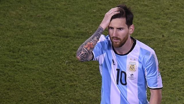 Менотти: «Без Месси Аргентина рискует не попасть на чемпионат мира-2018»