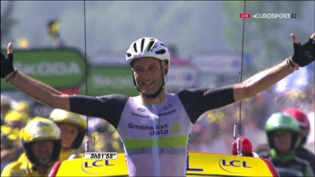 Highlights: Stephen Cummings solos to stage seven win