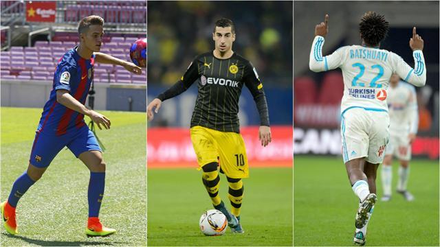 Mémo mercato : Chelsea et Manchester United ont sorti le chéquier, le Barça préfère la jouer malin