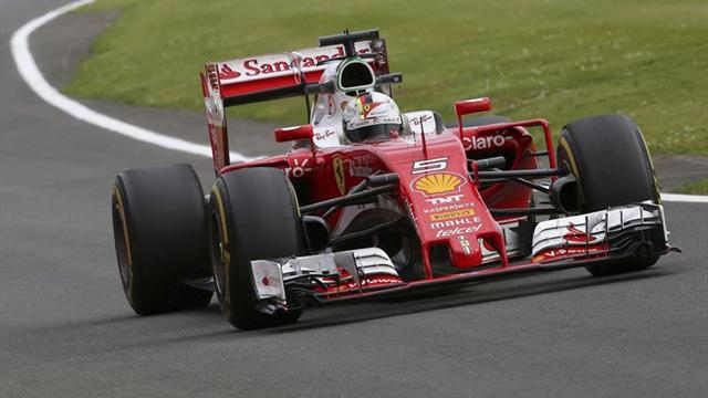Lewis Hamilton ganador del GP de Gran Bretaña
