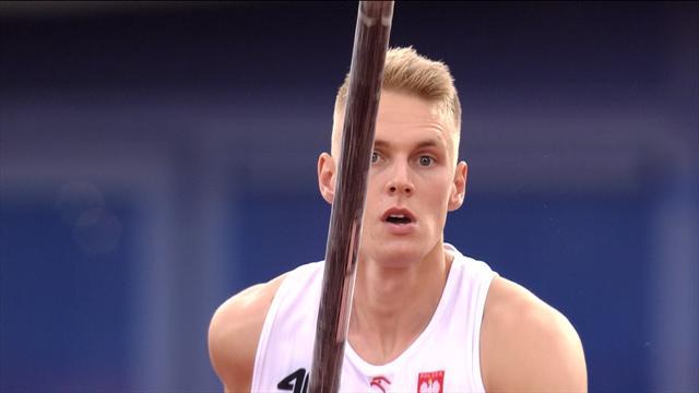 Avrupa Atletizm Şampiyonası: Sırıkla atlamada zafer Sobera'nın