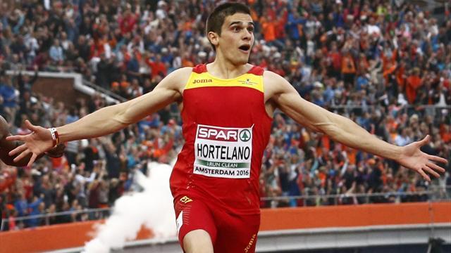 Europeos de Amsterdam 2016: Bruno Hortelano viste de oro a la velocidad española
