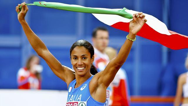 Monumentale Grenot: medaglia d'oro europea nei 400 metri!