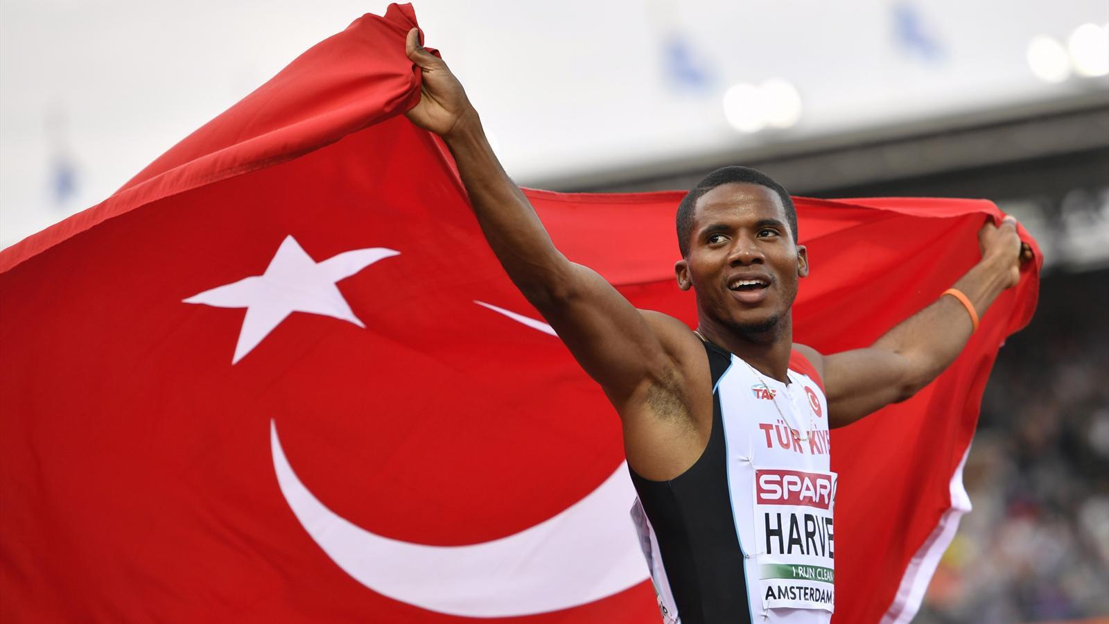 Avrupa atletizminin zirvesindeki ülke: Türkiye