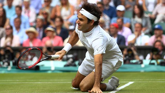 Pentru prima oară din 2002, Roger Federer părăsește top 10 ATP