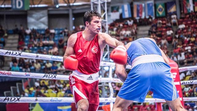 Boksta son olimpiyat vizesi Önder Şipal'in
