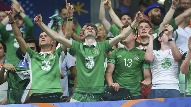 Ces 8 moments qui prouvent que les supporters sont les vrais héros de l'Euro