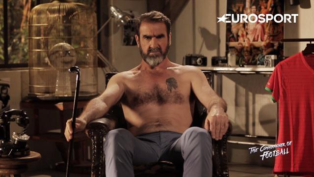 "Cantona: ""Griezmann eroe e Ibra... Beh, a Manchester ci sarà sempre un solo re!"""