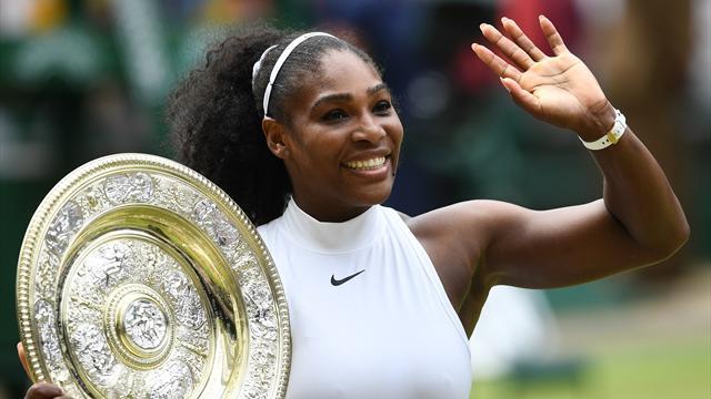 Après Graf, Serena Williams peut désormais s'attaquer au vrai record