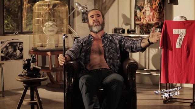 """Le Commissioner Cantona : """"Griezmann, c'est la jeunesse, le talent et les c..."""""""
