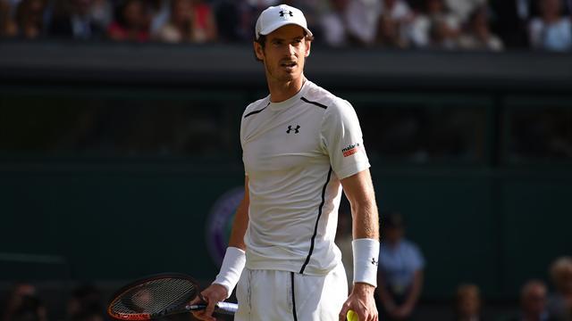 Murray débarque en grand favori, et c'est nouveau pour lui