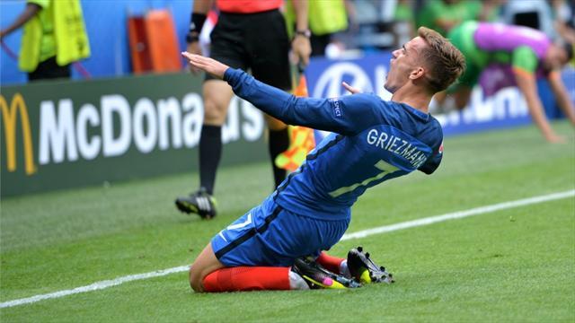 İşte Euro 2016'nın en iyi 11'i!