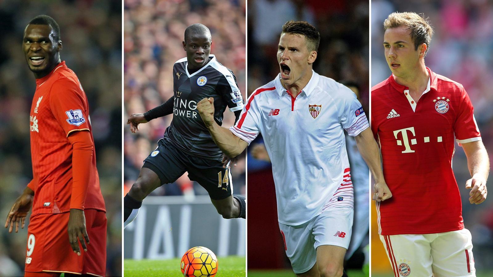 Liverpool Transfergerüchte