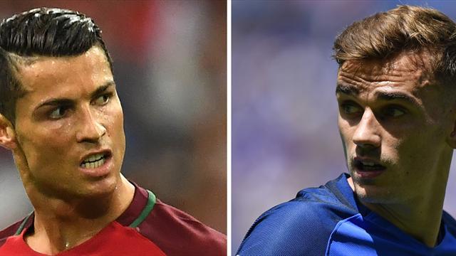 Euro 2016'nın şampiyonu belli oluyor: Portekiz - Fransa