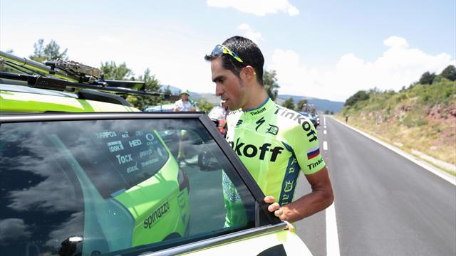 Alberto Contador non andrà ai Giochi Olimpici di Rio