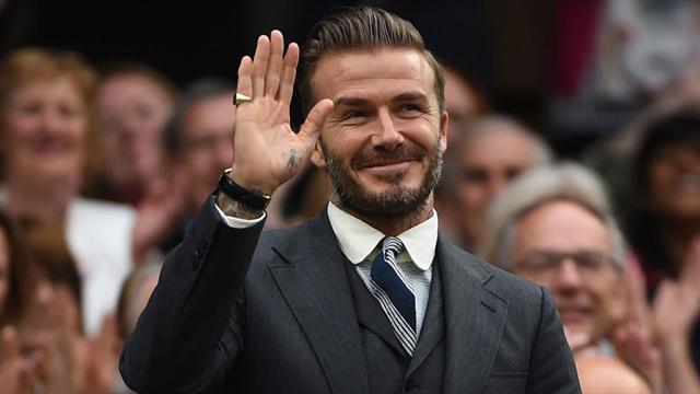 La MLS da el visto bueno a la franquicia de David Beckham en Miami