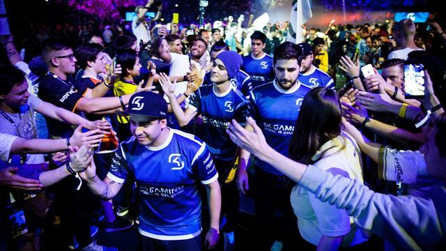 CS:GO'da şampiyon yeniden SK Gaming