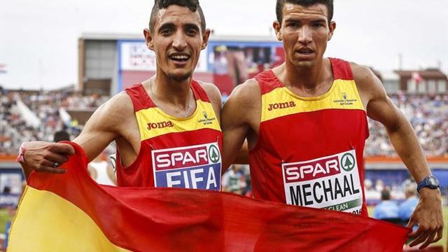 Europeos de Amsterdam 2016: Doblete español en el 5.000 metros